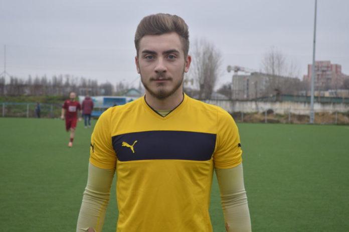 Andrei Stamate AFC Rapid