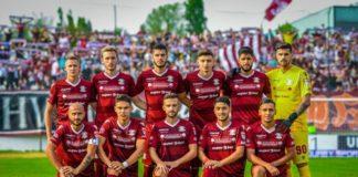FC Rapid 1923 - U Cluj