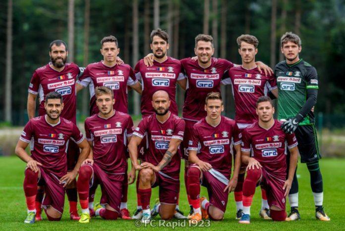 FCRB FC Rapid Vlada