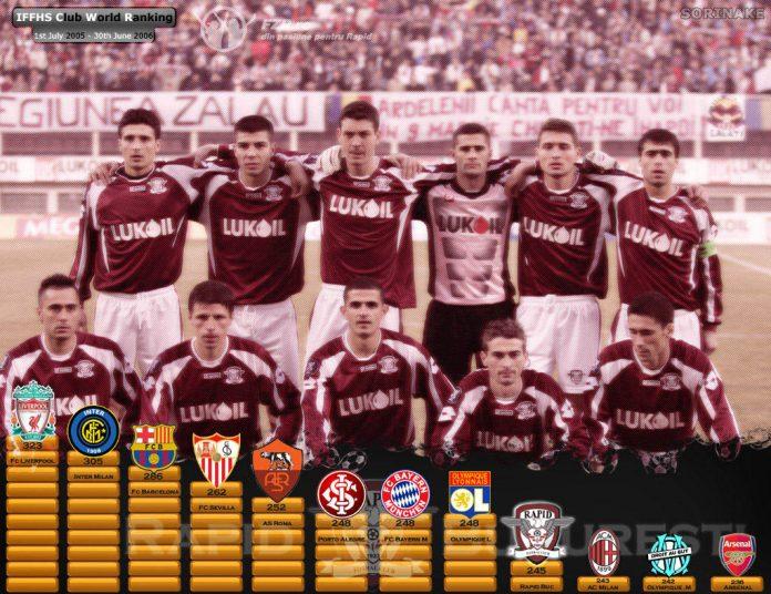 AFC Rapid 2005 - 2006