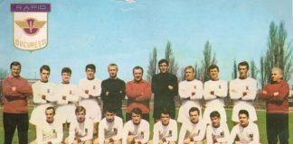 Rapid a luat titlul pe 11 iunie 1967!