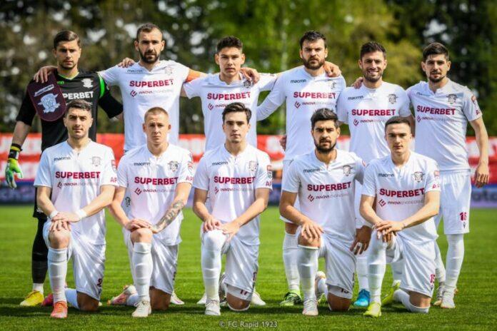 FC Rapid 1923 Mioveni 1