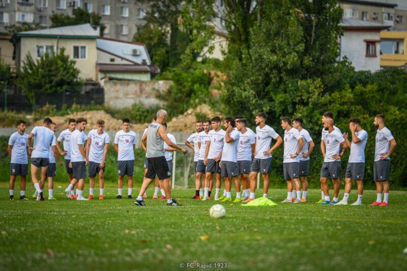 FC Rapid 1923 reunire