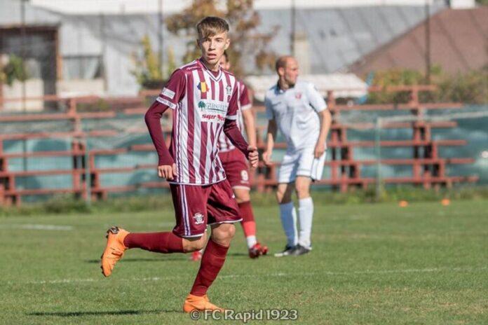 Octavian Popescu FC Rapid 1923, luat de Iencsi la Craiova